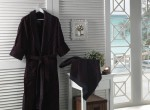 simay-tekstil-bathrobe-set-kahverengi